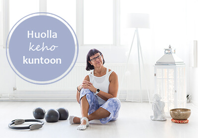 Pilates by Titta Skofelt